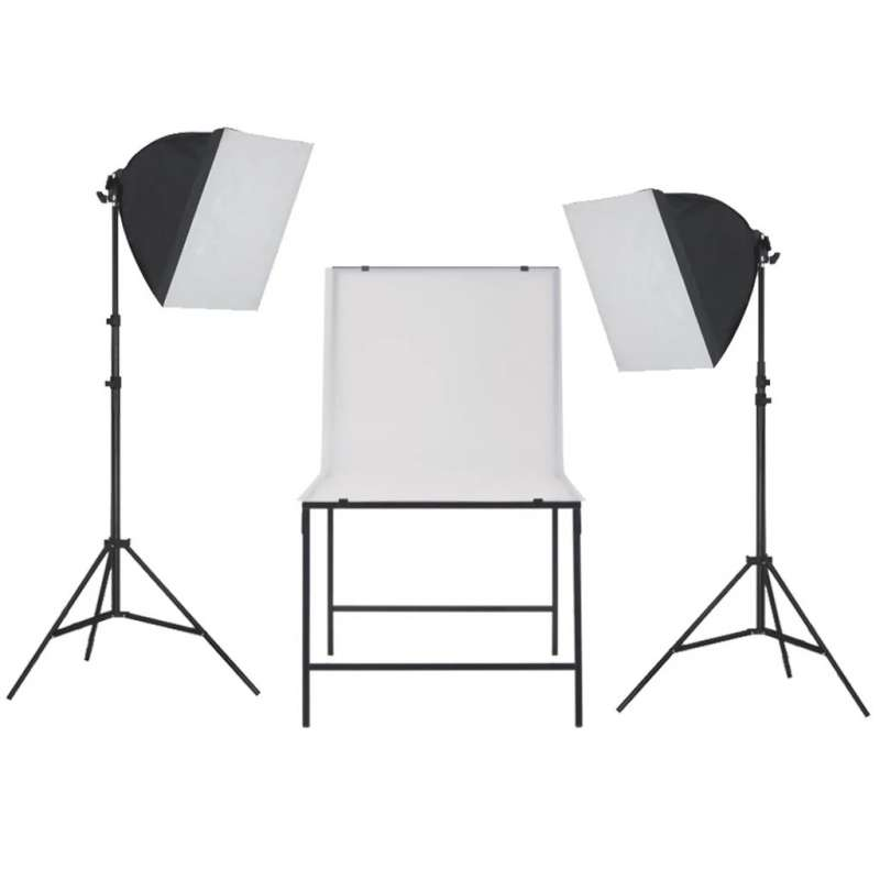 Matériel de studio photo avec table CS1902121