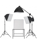 Matériel de studio photo avec table CS1902101
